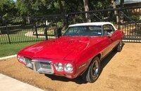 1969 Pontiac Firebird Convertible for sale 101361852