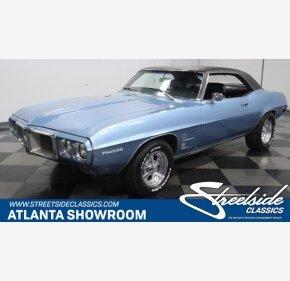 1969 Pontiac Firebird for sale 101363038