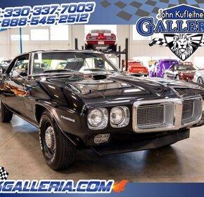 1969 Pontiac Firebird for sale 101381544