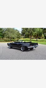 1969 Pontiac Firebird Convertible for sale 101400031