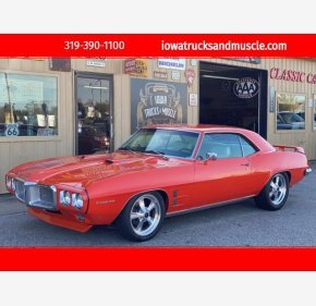 1969 Pontiac Firebird for sale 101415328