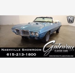 1969 Pontiac Firebird for sale 101426597