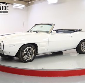 1969 Pontiac Firebird for sale 101491360