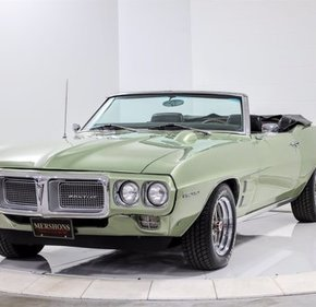 1969 Pontiac Firebird for sale 101492302