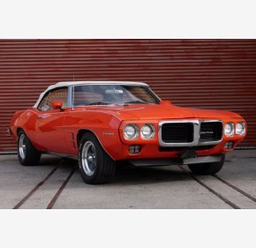 1969 Pontiac Firebird for sale 101495507