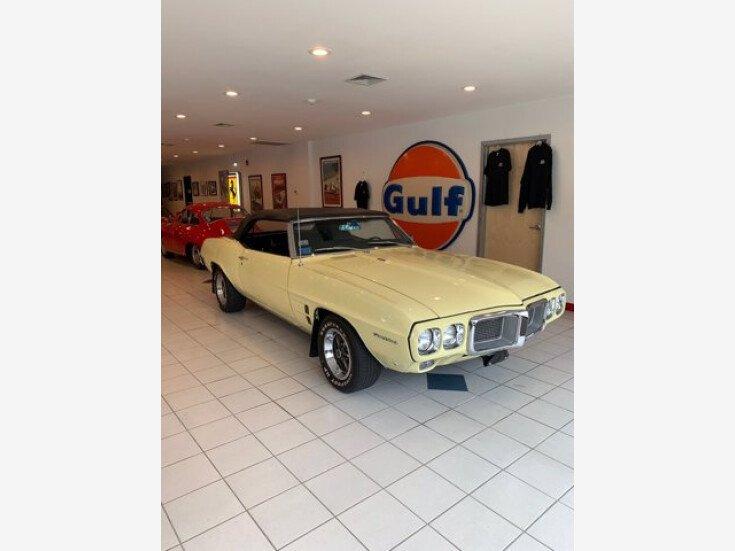 1969 Pontiac Firebird for sale 101556117