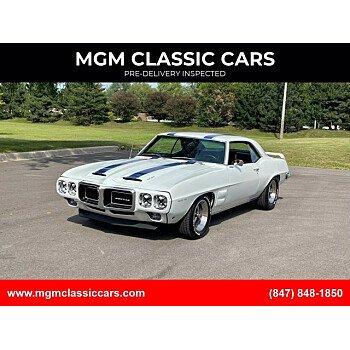 1969 Pontiac Firebird for sale 101569763