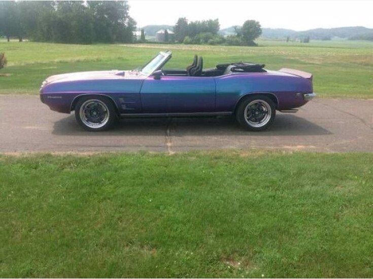 1969 Pontiac Firebird Convertible for sale 101585200
