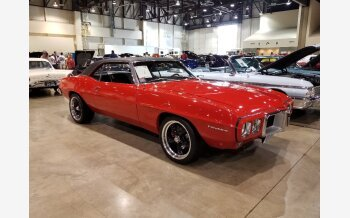 1969 Pontiac Firebird Coupe for sale 101064637