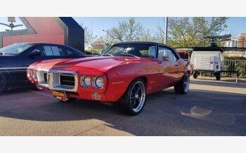 1969 Pontiac Firebird Coupe for sale 101109932