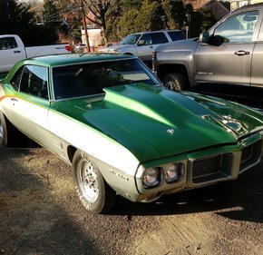 1969 Pontiac Firebird Coupe for sale 101121689