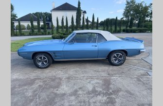 1969 Pontiac Firebird Convertible for sale 101127556