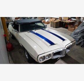 1969 Pontiac Firebird Convertible for sale 101247420
