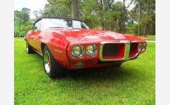 1969 Pontiac Firebird Convertible for sale 101382570
