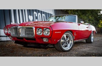 1969 Pontiac Firebird Convertible for sale 101403477