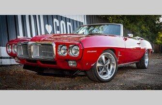 1969 Pontiac Firebird Convertible for sale 101403477
