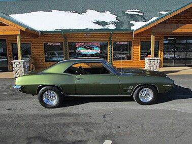 1969 Pontiac Firebird for sale 101452077