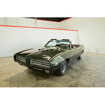 1969 Pontiac GTO for sale 100832126