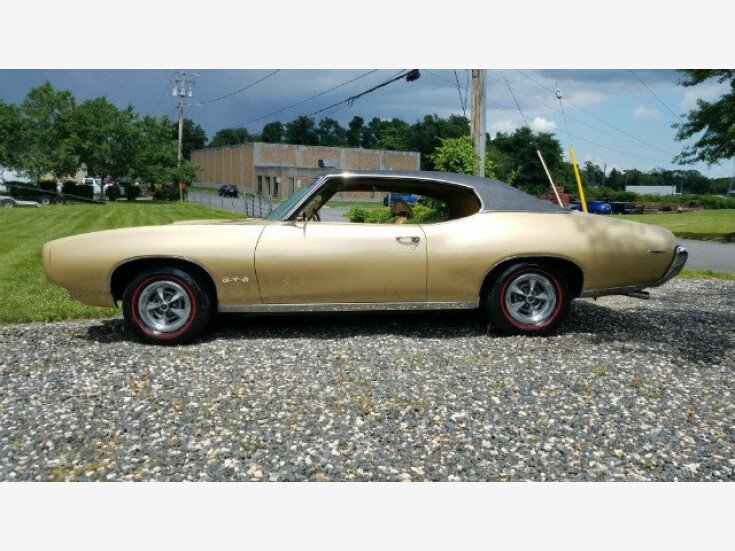 1969 Pontiac Gto For Sale Near Linthicum Maryland 21090 Classics