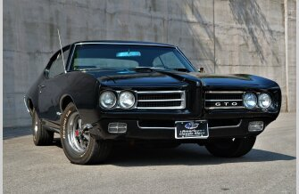1969 Pontiac GTO for sale 101406043