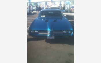 1969 Pontiac GTO for sale 101447469
