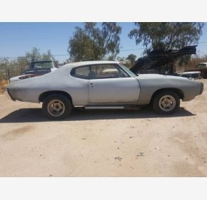 1969 Pontiac GTO for sale 100825585