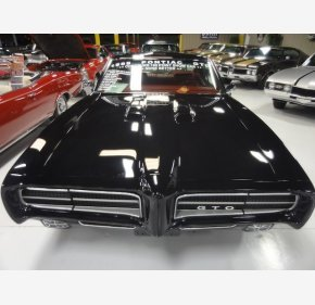 1969 Pontiac GTO for sale 100982950