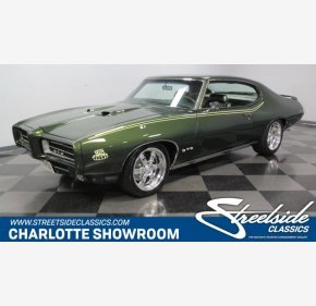 1969 Pontiac GTO for sale 101008531