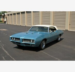 1969 Pontiac GTO for sale 101042424