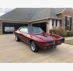 1969 Pontiac GTO for sale 101061832