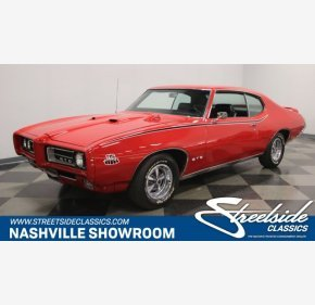 1969 Pontiac GTO for sale 101063550