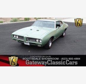 1969 Pontiac GTO for sale 101069476