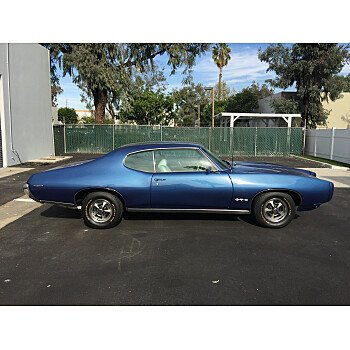 1969 Pontiac GTO for sale 101069769