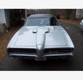 1969 Pontiac GTO for sale 101092182