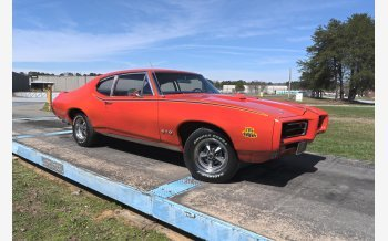 1969 Pontiac GTO for sale 101105741