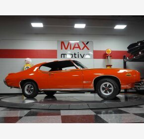 1969 Pontiac GTO for sale 101117418