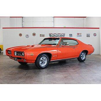 1969 Pontiac GTO for sale 101136188