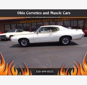 1969 Pontiac GTO for sale 101137262