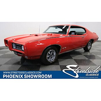 1969 Pontiac GTO for sale 101177649