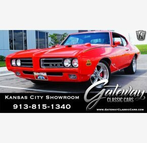 1969 Pontiac GTO for sale 101186344