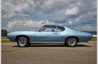 1969 Pontiac GTO for sale 101189608