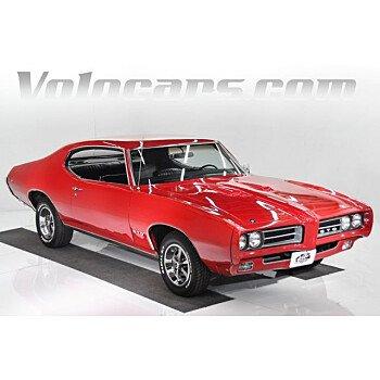 1969 Pontiac GTO for sale 101229886