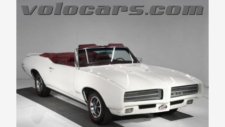 1969 Pontiac GTO for sale 101260352