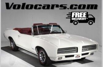 1969 Pontiac GTO for sale 101260352