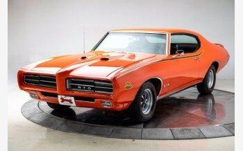 1969 Pontiac GTO for sale 101278862