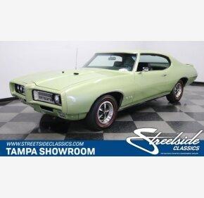 1969 Pontiac GTO for sale 101313323