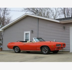 1969 Pontiac GTO for sale 101315390