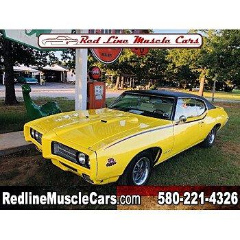 1969 Pontiac GTO for sale 101335163