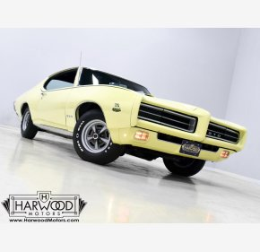 1969 Pontiac GTO for sale 101346106