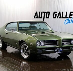 1969 Pontiac GTO for sale 101355197